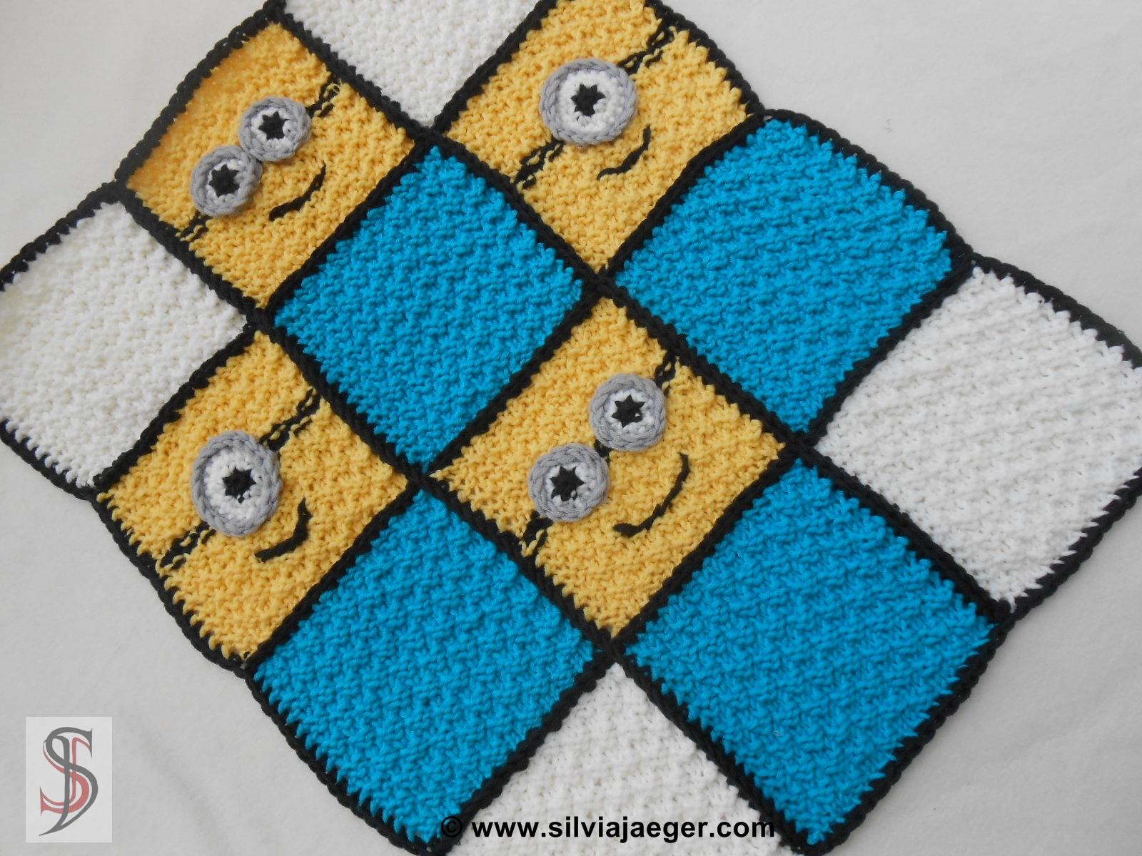 Minions Wolldesign