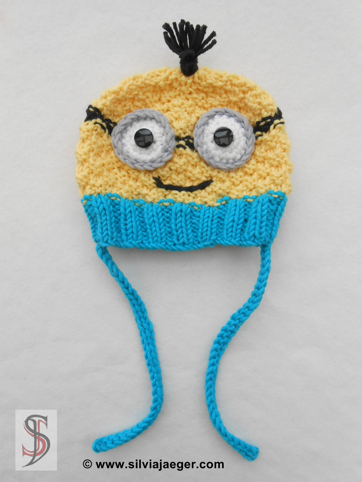 Minions Wolldesign