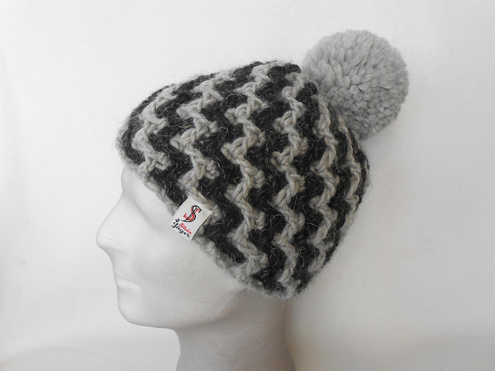 Mütze Wolldesign